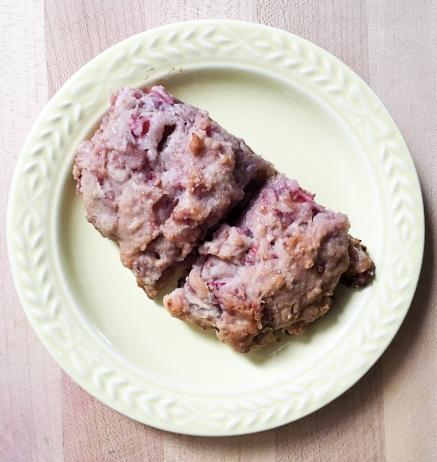 raspberry rhubard scone (2 of 4)