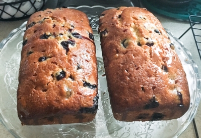 Blueberry Tea Bread (2 of 5)